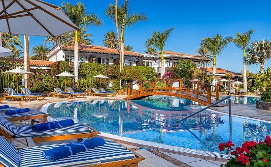 Grand Hotel Residencia Maspalomas Gran Canaria Spanien