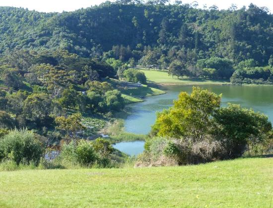 Mount Gambier, Αυστραλία: Valley Lake