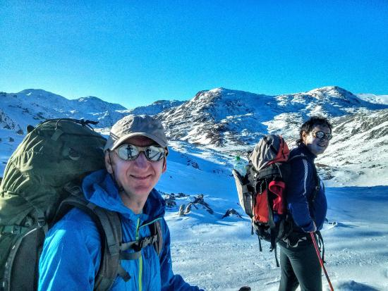 Green Visions: Multi day snow shoeing adventures throughout Bosnia