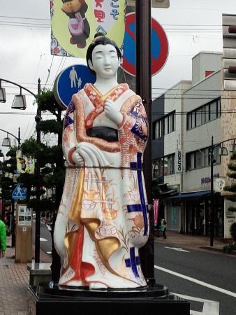 Old Imari Dolls