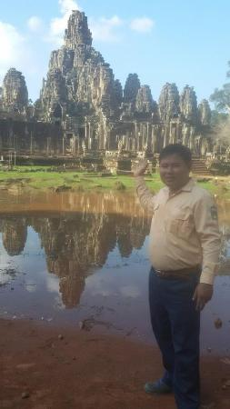 Angkor Tour with Say - Day Tours