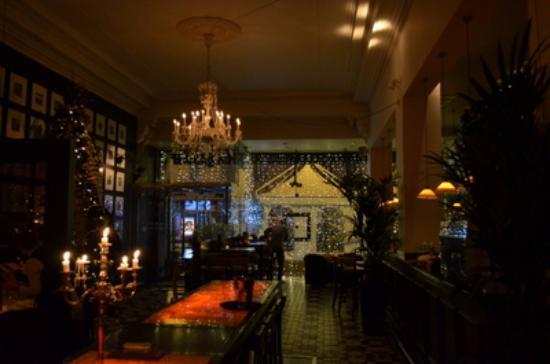 sal o picture of gusto restaurant bar edinburgh tripadvisor. Black Bedroom Furniture Sets. Home Design Ideas