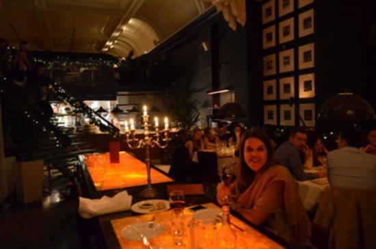 Gusto Restaurant And Bar Liverpool Menu