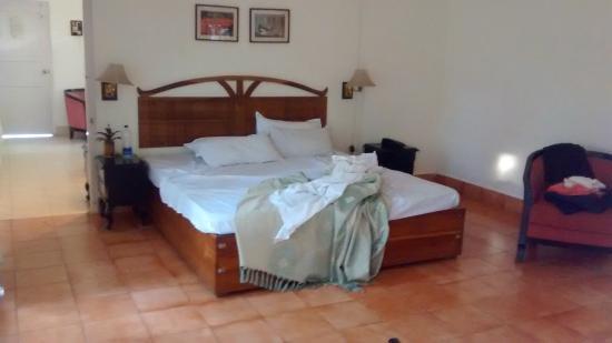 Bon Habi Resort : spacious room