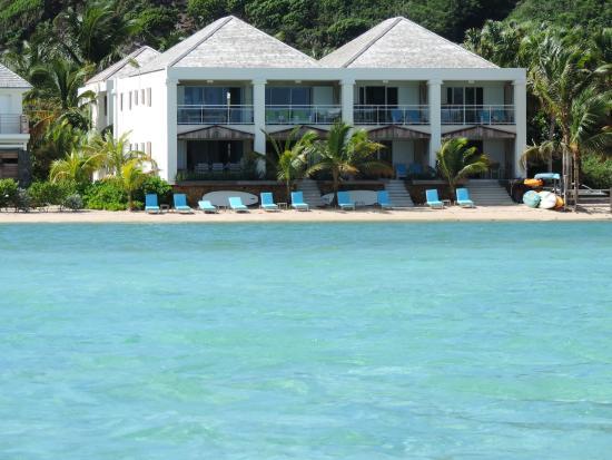 Hotel Les Ondines Sur La Plage: Les Ondines sur la plage