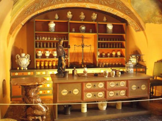 Golden Eagle Pharmacy Museum