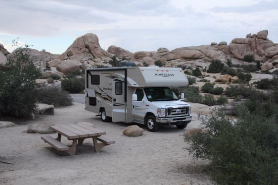 Hidden Valley Campground: hidden valley