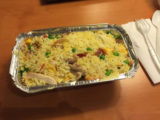 Special fried rice - Picture of Chinese Canteen, London ...