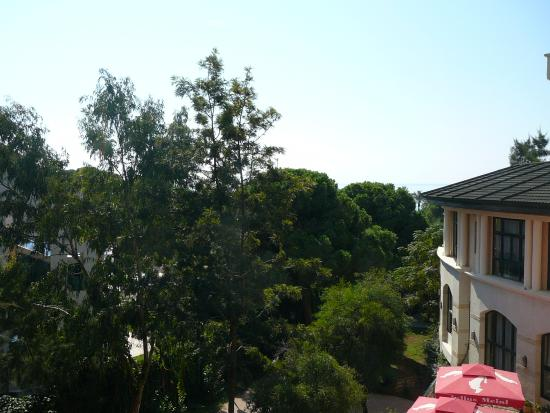 Club Magic Life Belek Imperial: View from balcony 2207