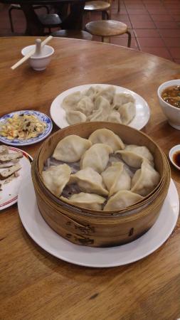 Zhou Pang Zi Dumpling Restaurant -Wende