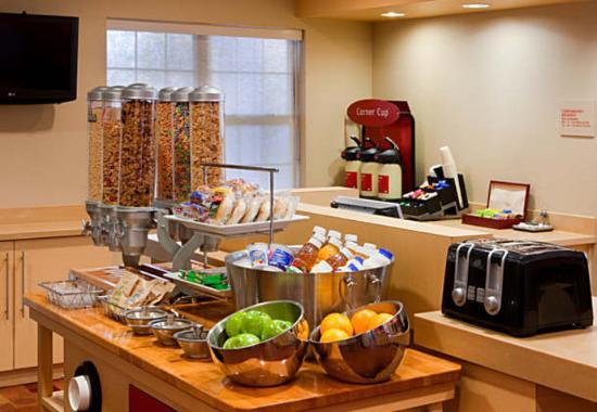Middleburg Heights, Οχάιο: Morning Break Breakfast
