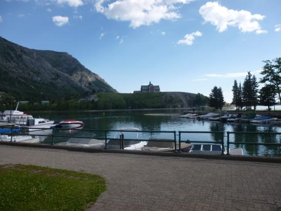 Upper Waterton Lake : Port de Waterton