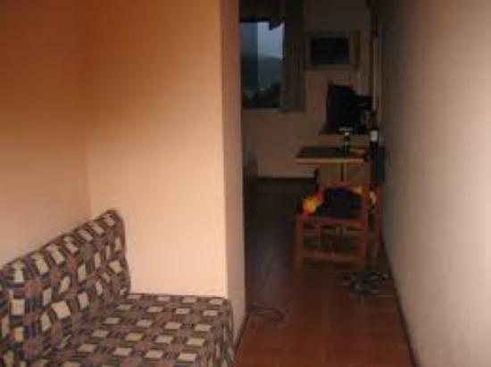 Caribe Hotel: quarto do hotel