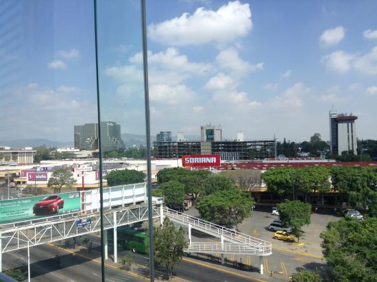 Holiday Inn Express Guadalajara Expo: vista