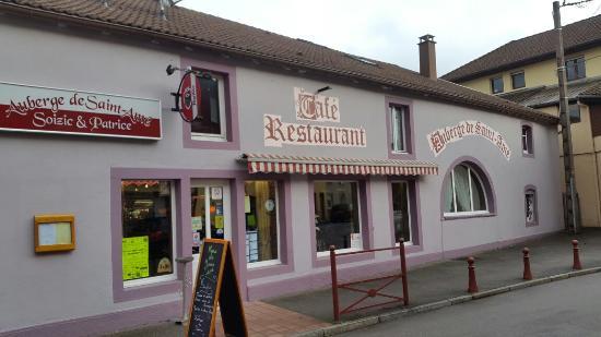 Saint-Ame, Francja: Auberge de Saint Amé