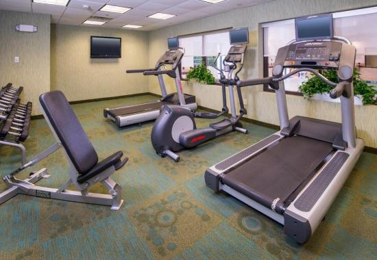 SpringHill Suites Hagerstown: Fitness Center