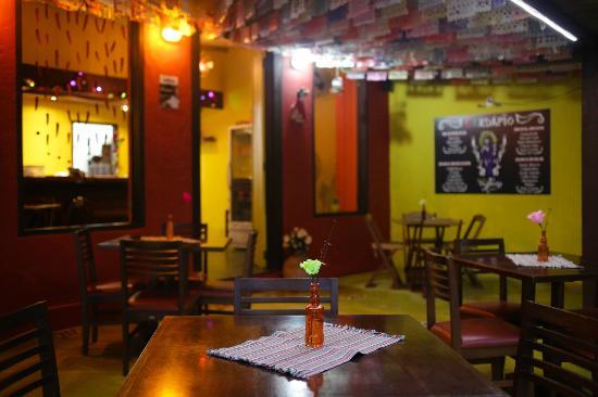 Frida y Diego Cozinha latino-americana e Taqueria