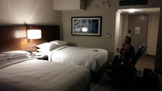 Trip Report Marriott El Houston Bush Intercontinental Airport