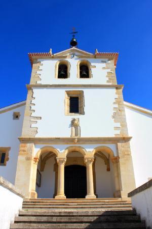 Ferreira do Zezere, Portugal: Templo medieval desenhado por João de Castilho.