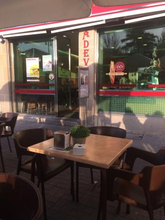 Restaurante cafeteria a 39 devesa en pontevedra con cocina - Cocinas en pontevedra ...