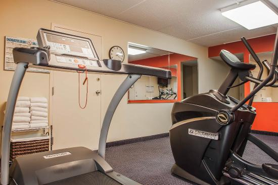 Inn of King of Prussia: Fitness