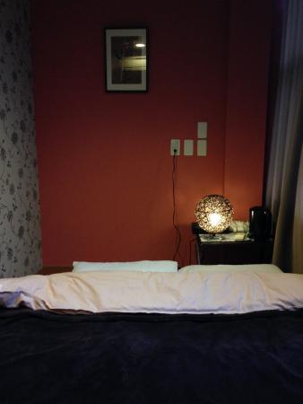 La Kongo : ห้องนอนแบบญี่ปุ่น