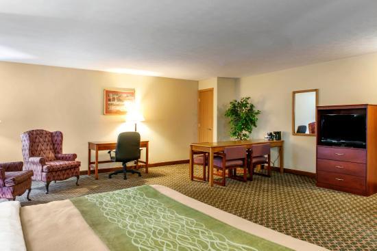 Batesville, IN: Guest Room