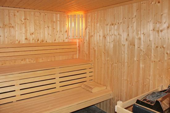 La Rosiere, Γαλλία: Résidence Les Balcons de La Rosière - Spa - Sauna