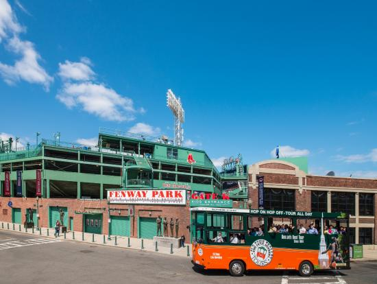 Old Town Trolley Tours: Fenway Park