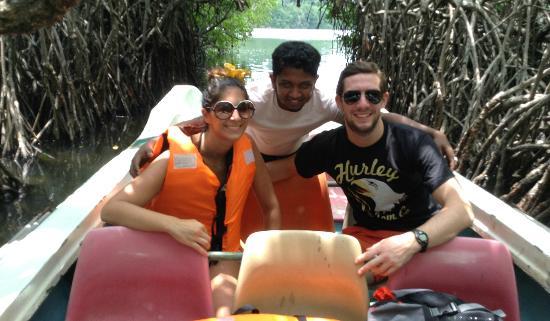 بينتوتا, سريلانكا: madu river
