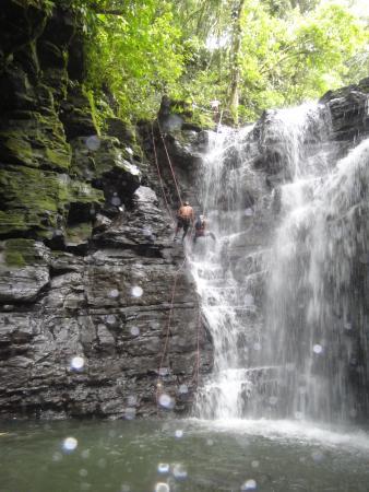Suchipakari Amazon Rainforest Ecolodge: Cascada