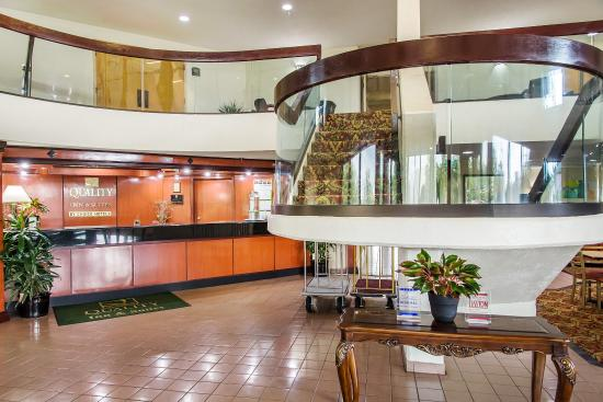 Miamisburg, Οχάιο: Lobby