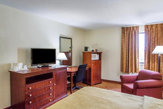 Miamisburg, Οχάιο: Guest Room