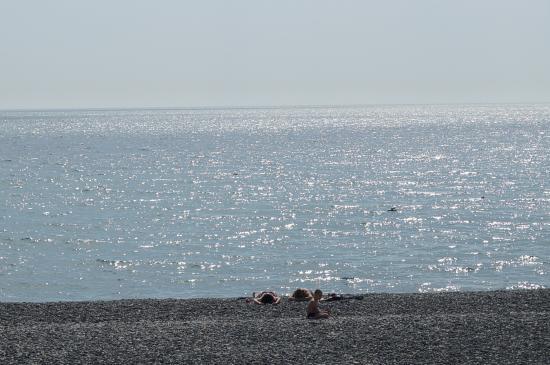 Adler District, Rusia: Теплый берег Черного моря