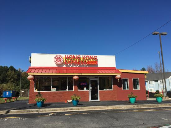 Fast Food Chinese Review Of Hong Kong Express Mcdonough Ga