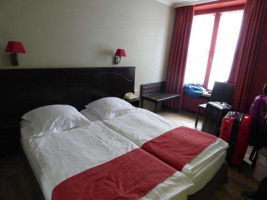 Bryghia Hotel: habitacion