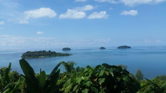วิว - Picture of Mu Ko Chang National Park View Point, Ko ...