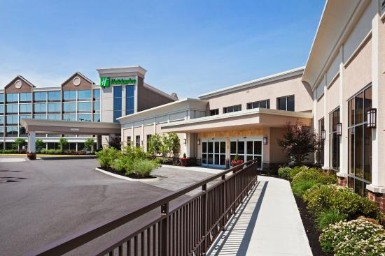 Holiday Inn Pigeon Forge: Easy exterior access to our Conference Center