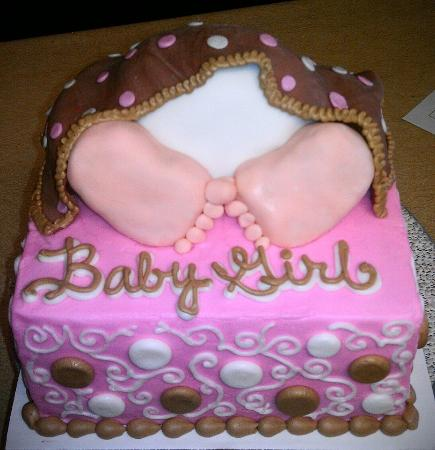 Baby Butt Cake Picture of Giggle Girls Cakery Hiawatha TripAdvisor