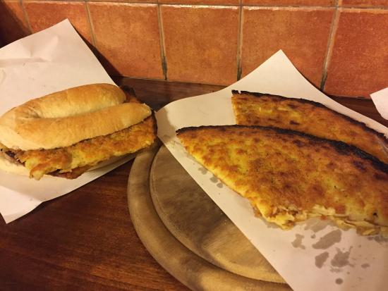 Pizzeria da Matilde : 5&5 e torta stupendi