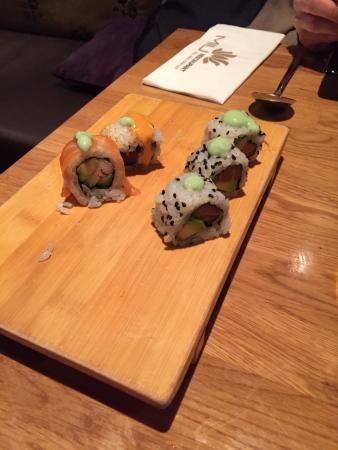 Umami Amsterdam: Various rolls