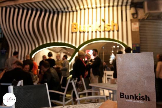 Bunkish Burguer and Kumrubar
