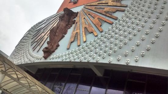 Teatro Municipal Paschoal Carlos Magno : Fachada (não faz meu gosto)