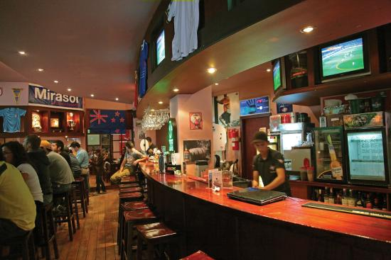 Fajitas - Picture of Sports Planet Bar Restaurant, Cuenca ...  Fajitas - Pictu...