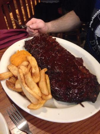 Woodstock Ribs