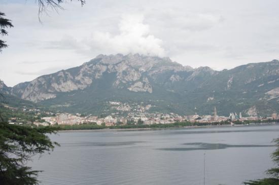 View from Al Terrazzo - Picture of Hotel Villa Giulia Ristorante ...