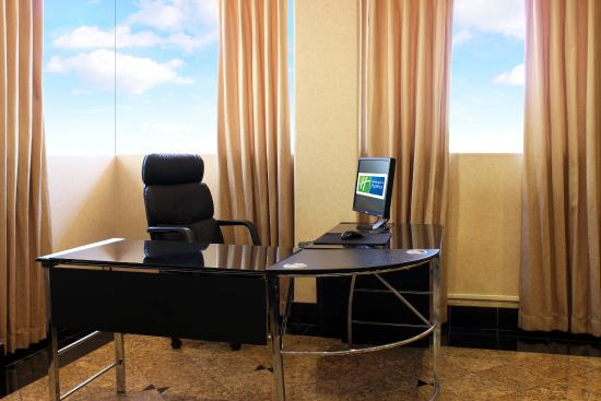 Holiday Inn Express Moreno Valley : For your convience we offer a Business Center to get work done
