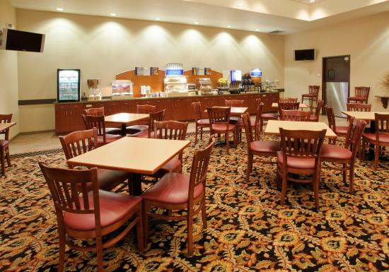 Grass Valley Hotel, Breakfast Area
