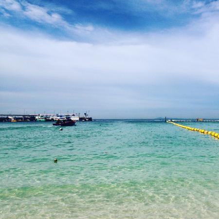 Koh lan (Coral Islands) Off Pattaya coast - Picture of Ko Lan, Chonburi Provi...