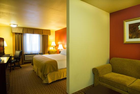 Holiday Inn Express Wisconsin Dells: Double Bed Guest Room